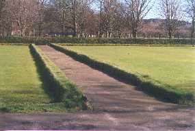 The old bowling greens